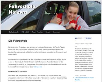 Fahrschule Holewa - die Fahrschule für Rosenheim, Schloßberg und den ganzen Landkreis Rosenheim. Fahren lernen in Rosenheim mit der Fahrschule Holewa. Standorte: Rosenheim und Schloßberg.